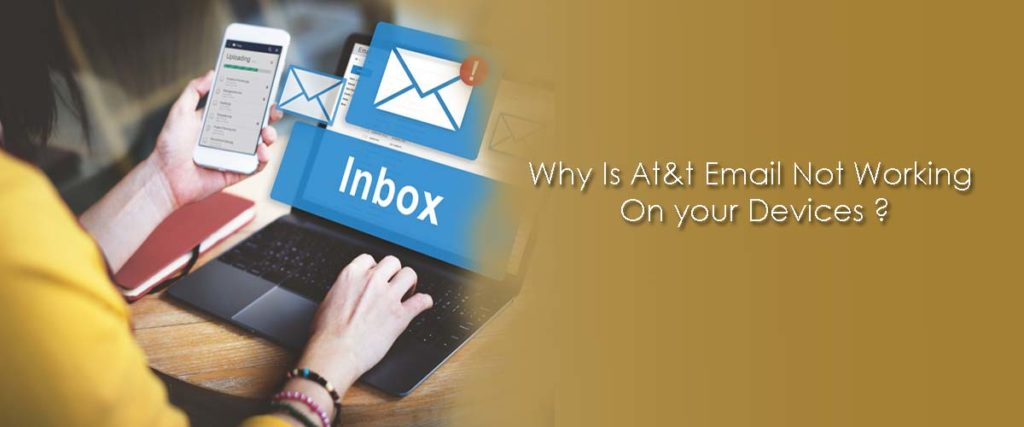 How to Fix ATT.Net Email Not Working With Outlook?
