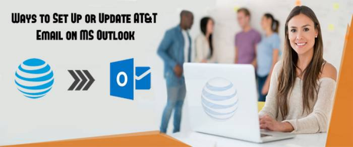 AT&T Email on MS Outlook