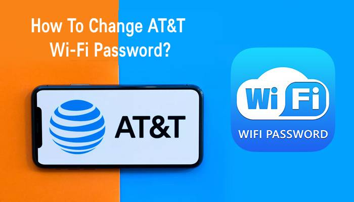 ATT Wi-Fi Password