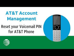ATT Voicemail Pin Setup