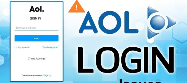 AOL Email Login Issues